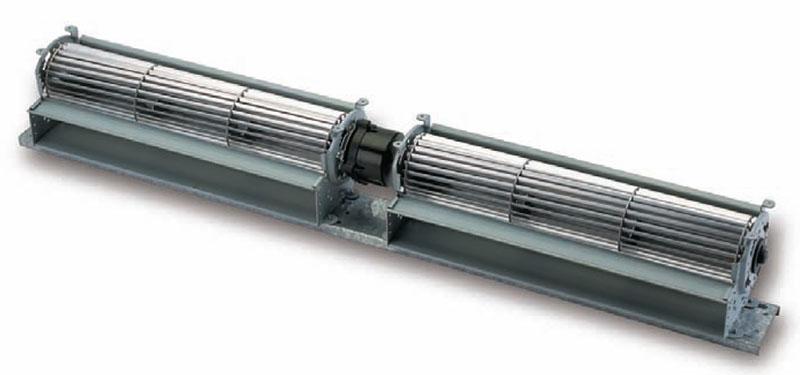 Cross Flow Fan : Ec cross flow fan jqft series double blower on