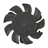 PLA04710B-B Series Type B Frameless Fans