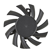 PLB07010B-F Series Type F Frameless Fans