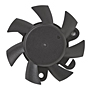 PLA04710B-G - Series Type G Frameless Fans