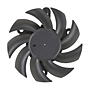 PLA07015B-H Series Type H Frameless Fans