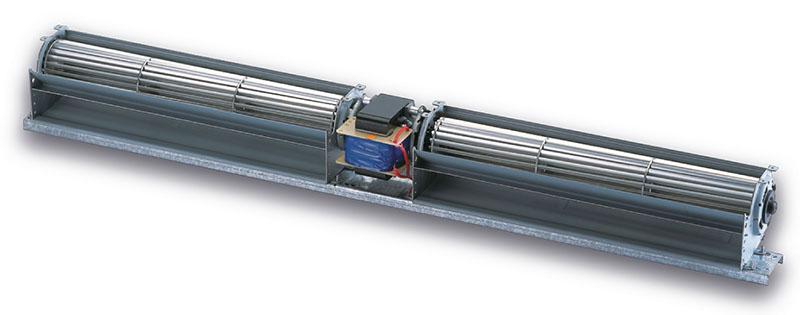 Cross Flow Fan : Model number jq b ac cross flow fan
