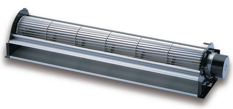 Cross Flow Fan : Model number jfd a dc cross flow fan