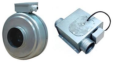 Inline Duct Fans On Pelonis Technologies Inc
