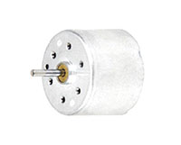 PTRF-330T Precious Metal Brushed Direct Current (DC) Micro Motors