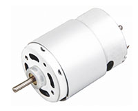 PTRS-540SM Carbon Brushed Direct Current (DC) Micro Motors