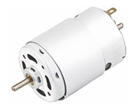 PTRS-545SM Carbon Brushed Direct Current (DC) Micro Motors