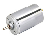PTRS-555SM Carbon Brushed Direct Current (DC) Micro Motors