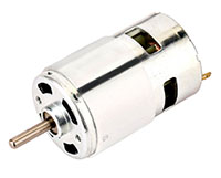 PTRS-770PH Carbon Brushed Direct Current (DC) Micro Motors