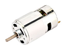PTRS-775PH Carbon Brushed Direct Current (DC) Micro Motors