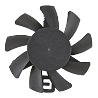 PLA07015B-F Series Type F Frameless Fans