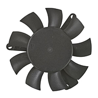 PLD05010B-M Series Type M Frameless Fans