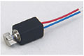 0.31 Inch (in) Housing Length and 5 Millimeter (mm) Width Coreless Direct Current (DC) Micro Motor