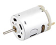 PTRS-360SA Carbon Brushed Direct Current (DC) Micro Motors