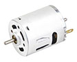 PTRS-360SM Carbon Brushed Direct Current (DC) Micro Motors