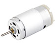 PTRS-390SA Carbon Brushed Direct Current (DC) Micro Motors