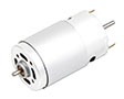 PTRS-390SM Carbon Brushed Direct Current (DC) Micro Motors
