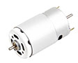PTRS-395SM Carbon Brushed Direct Current (DC) Micro Motors