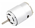 PTRS-540SA Carbon Brushed Direct Current (DC) Micro Motors