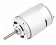 PTRS-545SA Carbon Brushed Direct Current (DC) Micro Motors