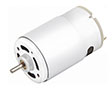 PTRS-550SA Carbon Brushed Direct Current (DC) Micro Motors