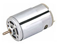 PTRS-555SA Carbon Brushed Direct Current (DC) Micro Motors