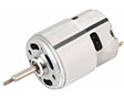PTRS-750SH Carbon Brushed Direct Current (DC) Micro Motors